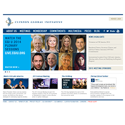 Clinton Global Initiative -
