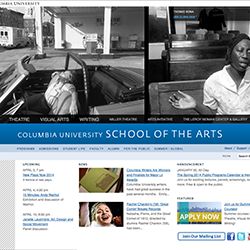 Columbia School of the Arts -