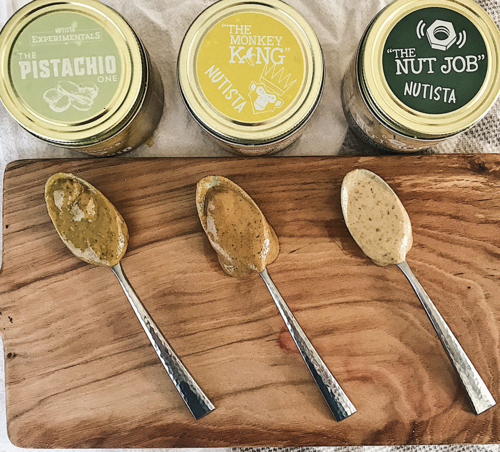 Nutista Nut Butters - Our FAVORITES right now!