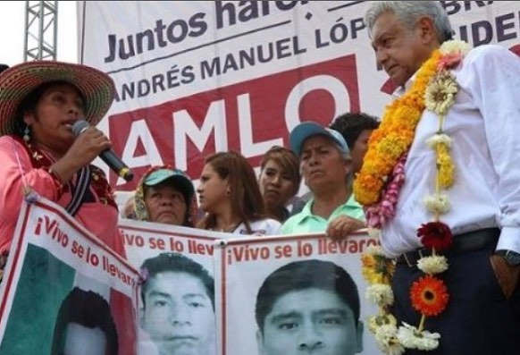 The #Morena Party prioritizing interests of the poor + indigenous #Mexican people- hoping #AMLO #mexico #newpresident  fight against the #statusquo more victories for the humble and forgotten