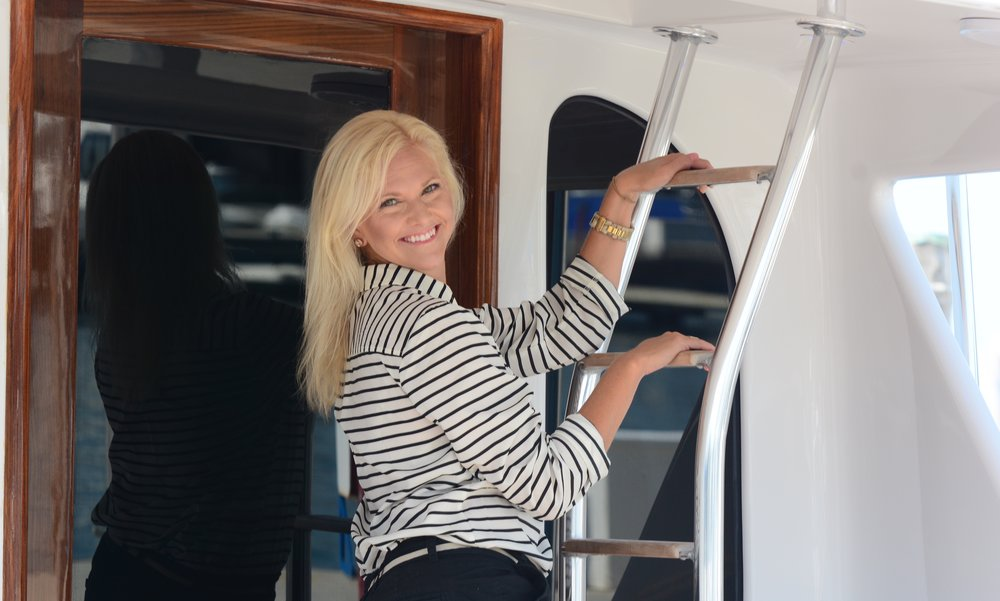 Courtney Bowden, Marketing & Events Director - Courtney joins our team with over 10 years of event and marketing experience within the marine industry. She operates her own consulting business, Contact Courtney Consulting, LLC. and brings both quality and creativity to our team. Being a North Palm Beach local, she offers a wide array of resources and contacts to assist with any request. For more information, please visit ContactCourtney.com.