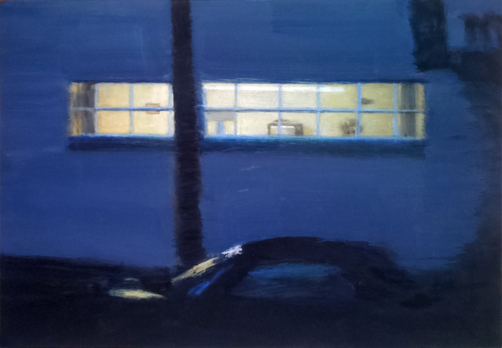 NIGHT PAINTINGS