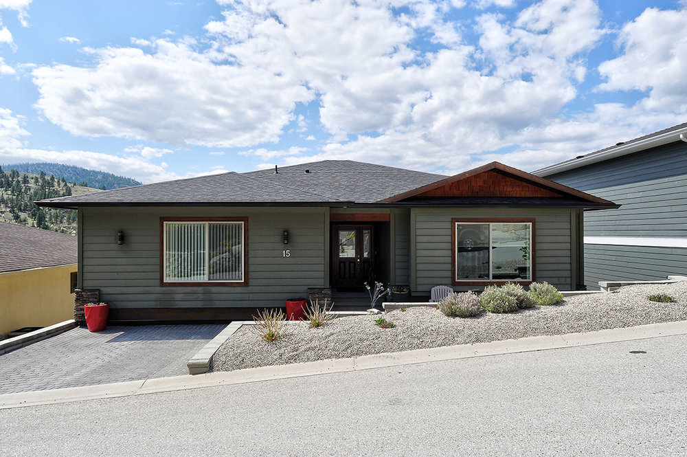 15 - 10605 Cedar Avenue | Summerland, BC | MLS 172139 | $ 599,900 List | SOLD | May 2018