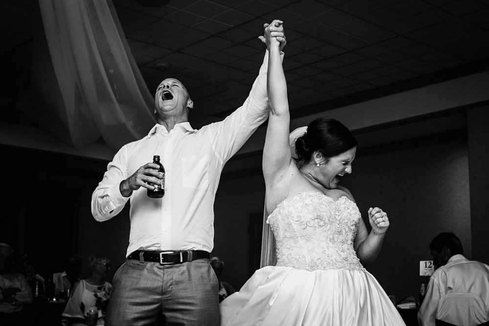 Have fun! - I'll make sure you relive your celebration through photos.