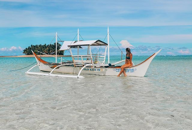 Tiny Islands + Boats = My Best Life. . . . . . . #dametraveler #sheisnotlost  #wearetravelgirls #femmetravel #girlsborntotravel #girlaroundtheworld #girlsabroad #travelgirlsgo #thetravelwomen #ladiesgoneglobal #girlswithgypsysouls #globelletravels #thefairytalebloggers #pinktrotters #girlslovetravel #girlsthatwander #sohoton #travelgirl #travelgram #islandhopping #globelletrotters #femmetravel  #ladieslovetravel #dirtybootsmessyhair #socorro #siargao #phillippines #girlaroundtheworld