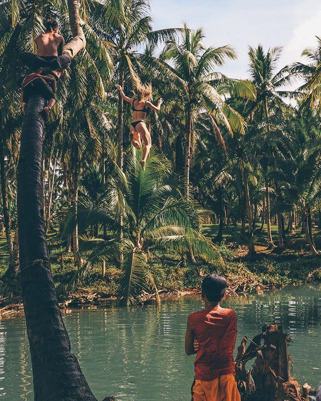"My favorite version of ""Hanging"" with the locals. . . . . . . #dametraveler #sheisnotlost  #wearetravelgirls #femmetravel #girlsborntotravel #girlaroundtheworld #girlsabroad #travelgirlsgo #thetravelwomen #ladiesgoneglobal #girlswithgypsysouls #globelletravels #thefairytalebloggers #pinktrotters #girlslovetravel #girlsthatwander #sohoton #travelgirl #travelgram #islandhopping #globelletrotters #femmetravel  #ladieslovetravel #dirtybootsmessyhair #socorro #siargao #phillippines #girlaroundtheworld"