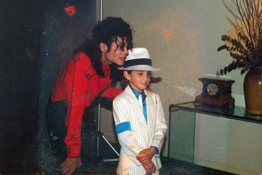 still from    leaving neverland    now on hbo