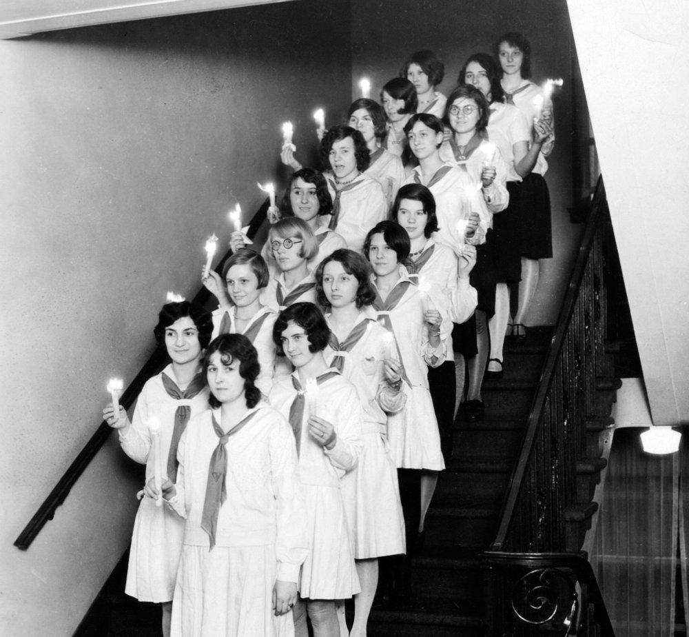 1930s, Girl Reserves