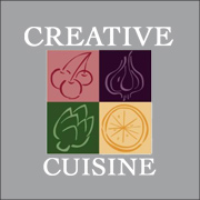Creative Cuisine  614-436-4949  website