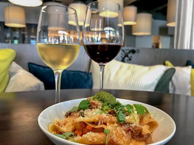 Avelina pasta and wine.jpg
