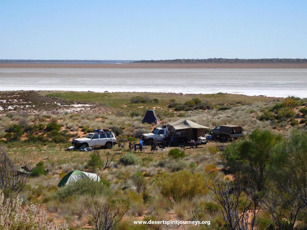 Camp at Lake Aerodrome - CSR 2015.jpg
