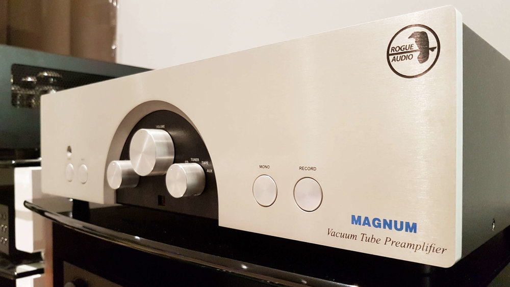 Rogue Audio Magnum 99 Tube Preamp $1,499 - Matching preamp for Stereo90Excellent ConditionMade in the USAOriginal Box/Manual