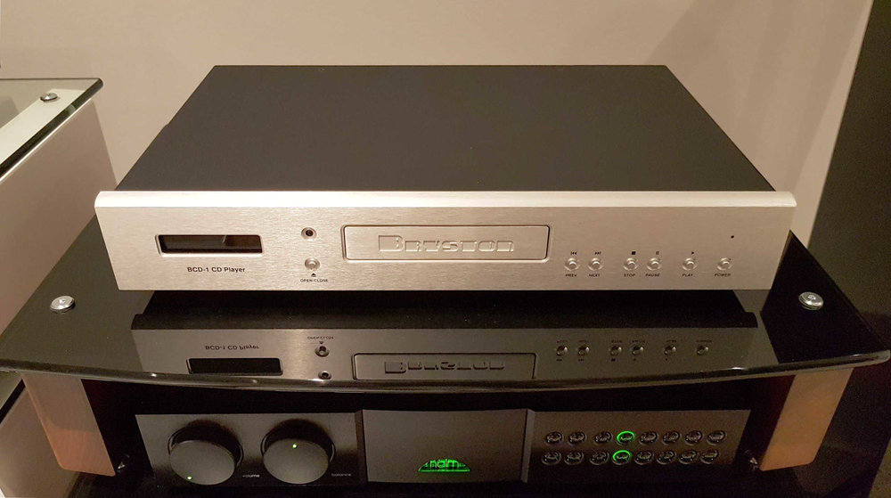 Bryston BCD 1 CD player $1,350 - SOLD - Bryston BCD 1 CD playerExcellent conditionComes with original box, manual, remoteSuperb CD player, made by a superb Canadian companySearch online and see all the fantastic reviews. SOLD
