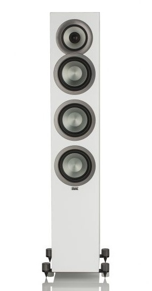 Elac Unifi Slim FSU5 - Floorstander speakers.White. Demo.Reg. $2,260.Sale $1,399