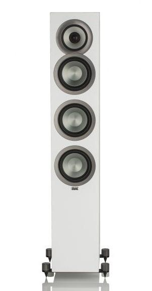 Elac Unifi Slim FSU5 - Floorstander speakers.White. Demo.Reg. $2,260.Sale $1,399