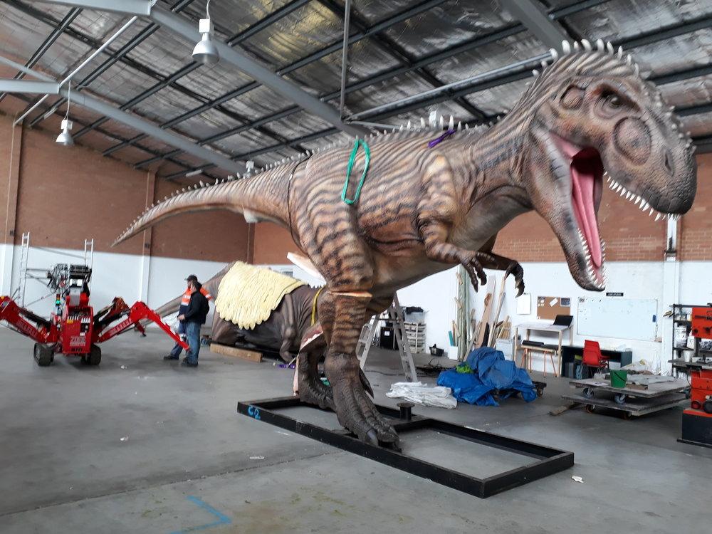 Dinosaur Discovery Exibition