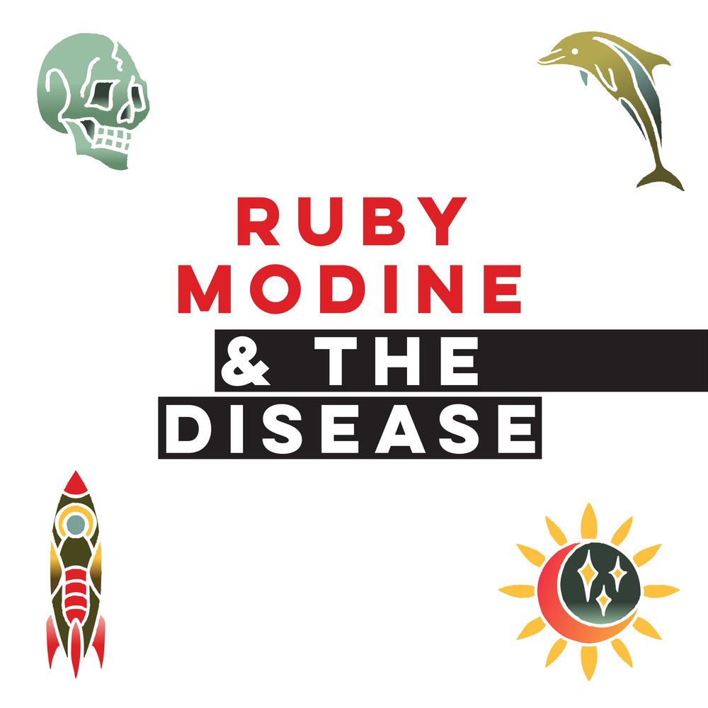 RUBY MODINE & THE DISEASE {E.P.}