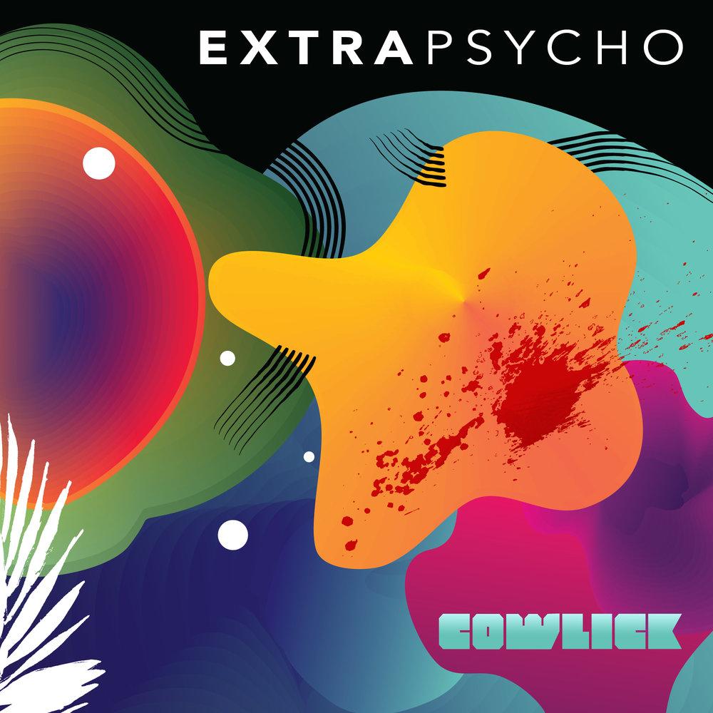 COWLICK - EXTRA PSYCHO {EP}