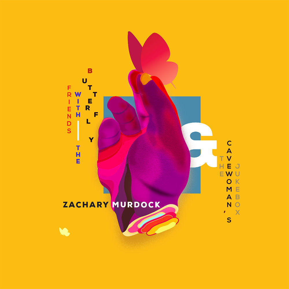 FRIENDS WITH THE BUTTERFLY - A new song by Zachary Murdock out now.