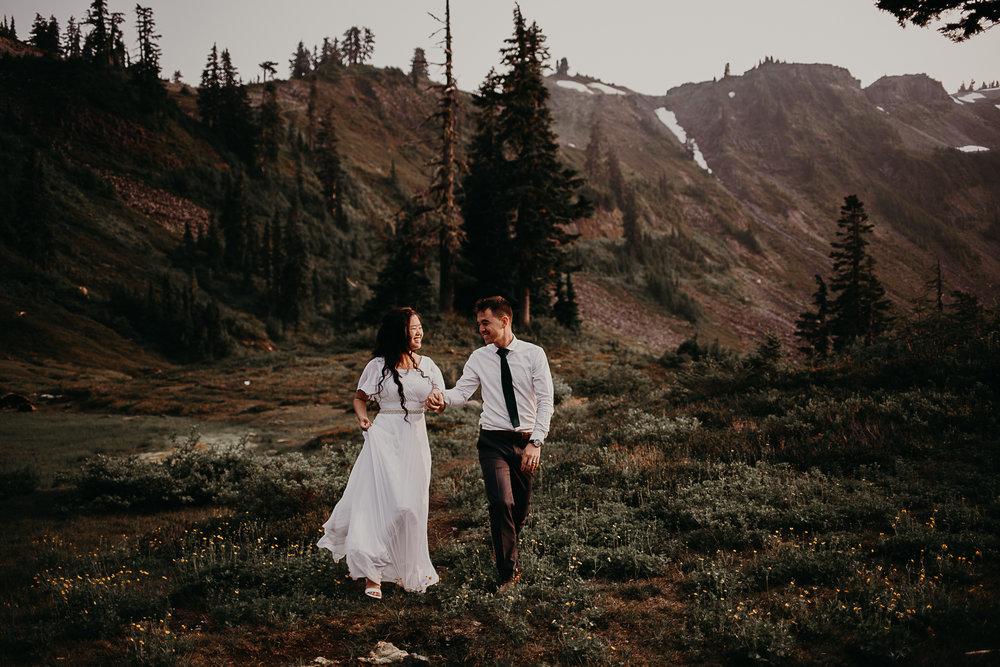 mount-baker-hannegans-pass-elopement-engagement