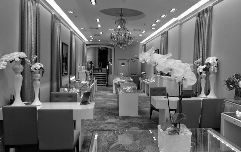 Dorfman Jewelers  The Designer's First Retail Store Presence   READ MORE