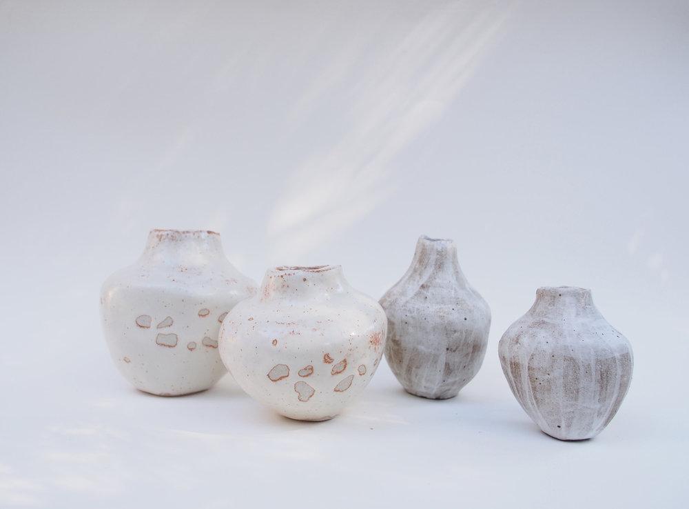 Hana Vasak | Terrain | white shino vessels..jpg
