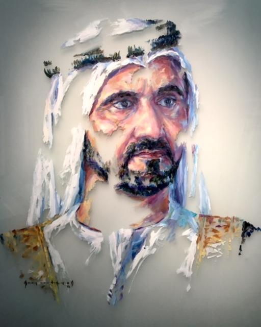 Mike Arnold | Sheikh Mohammed 2018.jpg