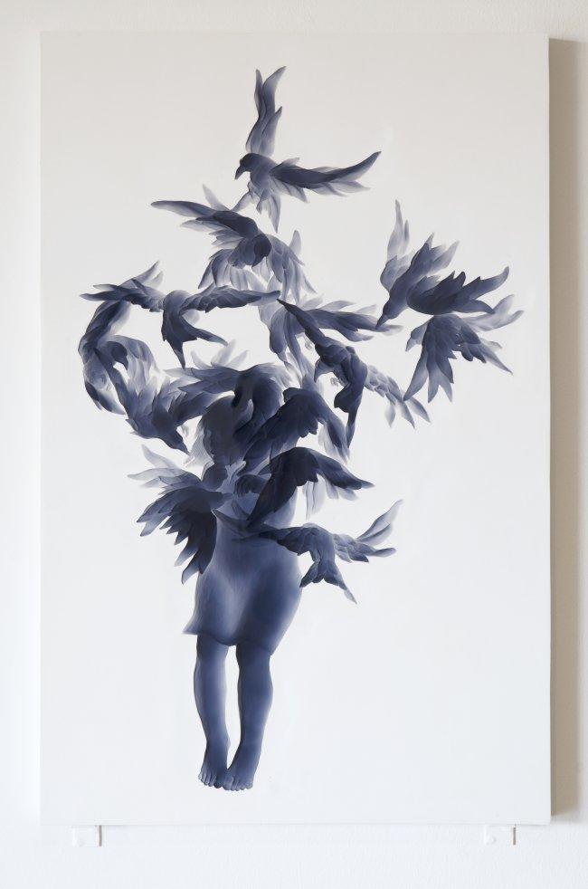 From  Galerie Rothamel's website