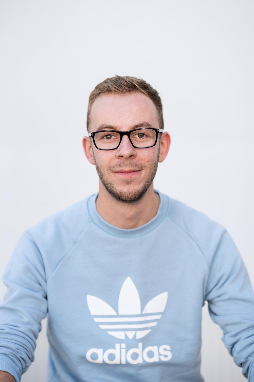 James Marsh // Customer Experience Agent