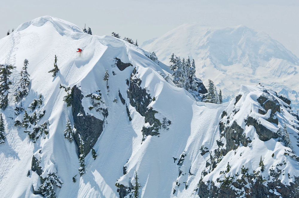 1995 - Pass Life founder Bryce Phillips discovers the  magical terrain of Alpental
