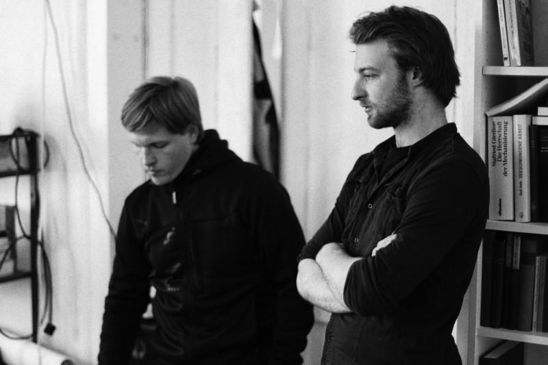 Go Kontos & Markus Moser im Interview