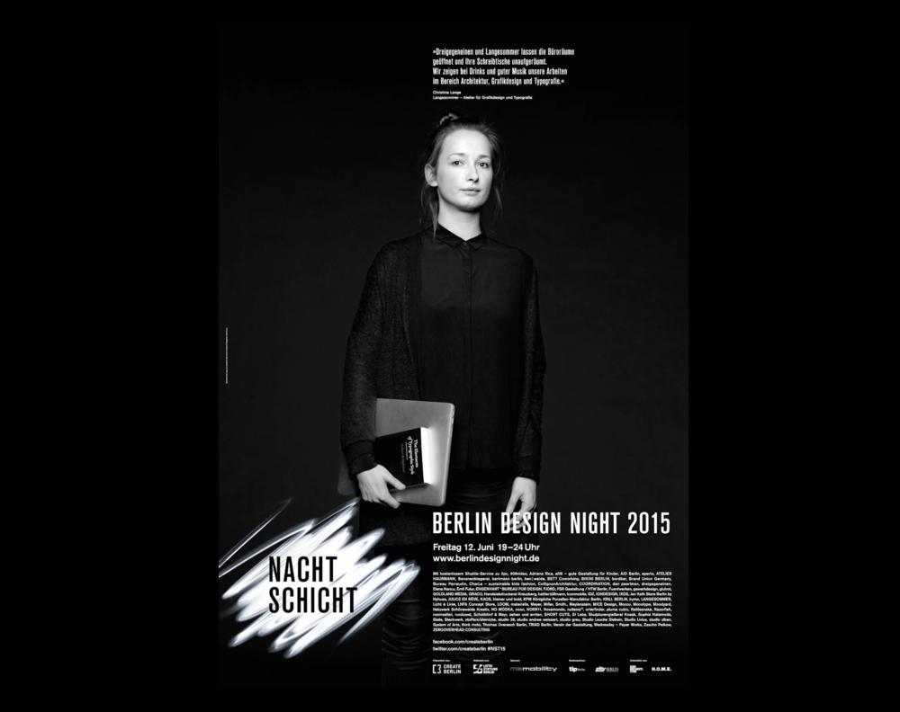 Testimonial Kampagne Berlin — Foto © Olaf Heine