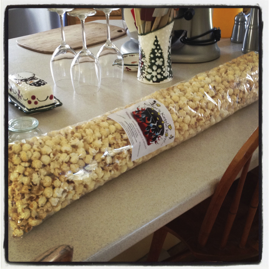 Durham Fair Kettle Corn
