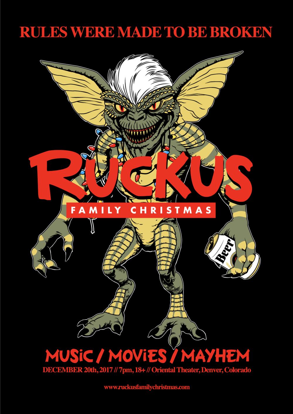 Ruckus Family Christmas
