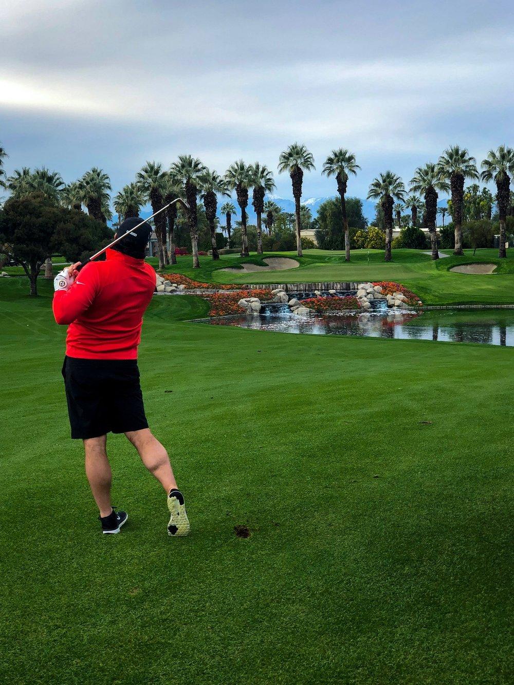 Desert Springs Golf Club