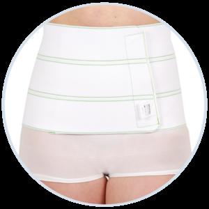 Postpartum Abdominal Binder -