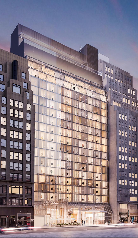 MARRIOTT AC HOTEL - New York, NY