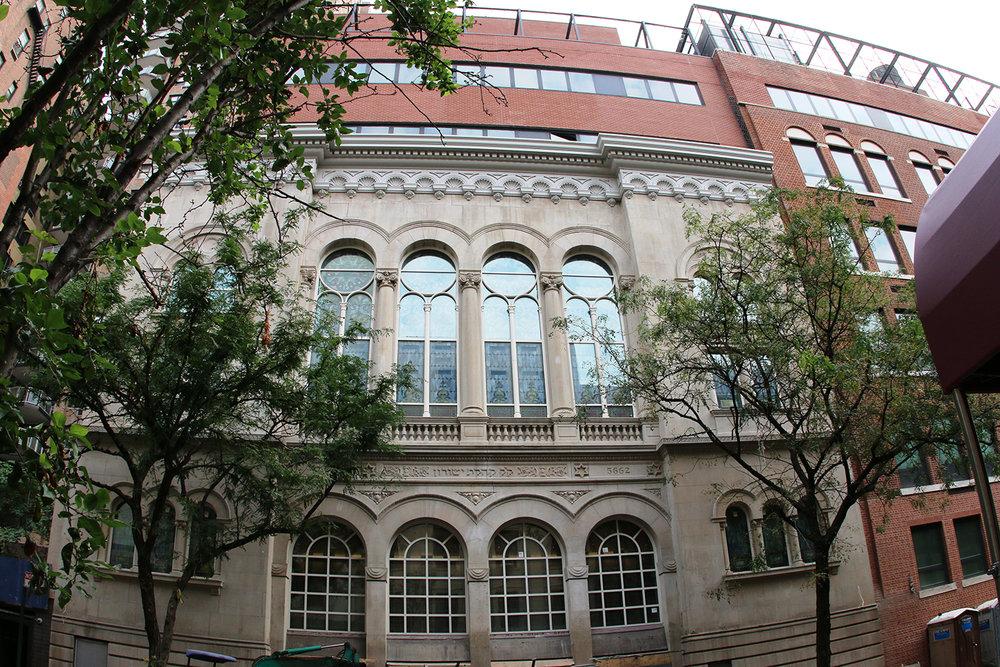 THE RAMAZ SCHOOL - New York, NY