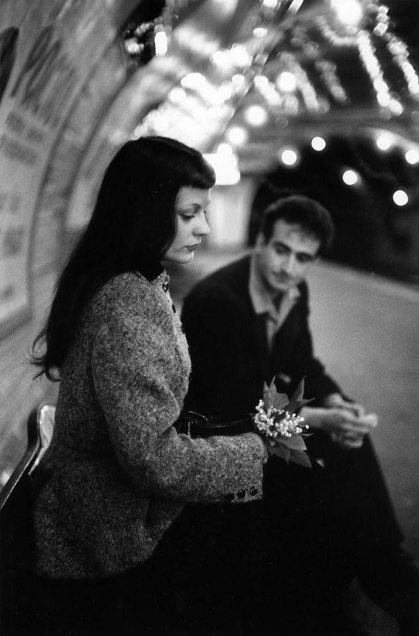 44515 le muguet du métro, Paris 1953 .jpg