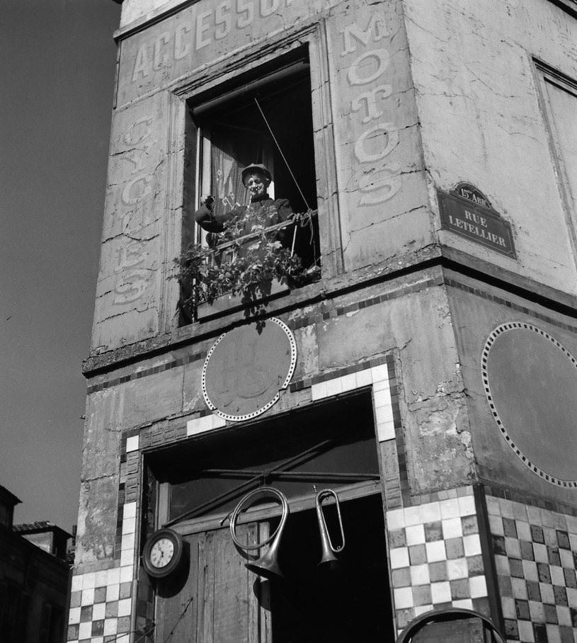 Le retraité de la rue Letellier, 1939.jpg