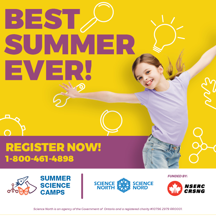SUMMER CAMPS FOR WAWA  IS JULY 23- 27 2018