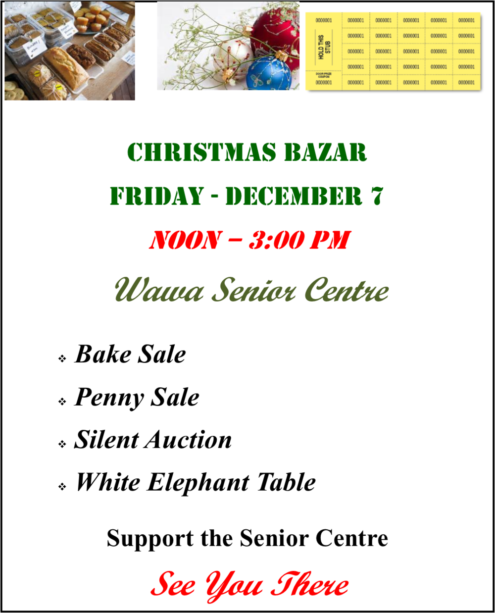 11-26- 18 SENIORS CHRISTMAS BAZAAR DEC 7 1-4PM.png