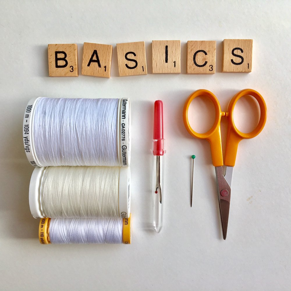 Basic tools for patchwork and quilting.JPG