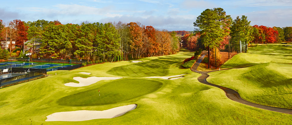 Brookfield Golf & Country Club in Roswell, GA