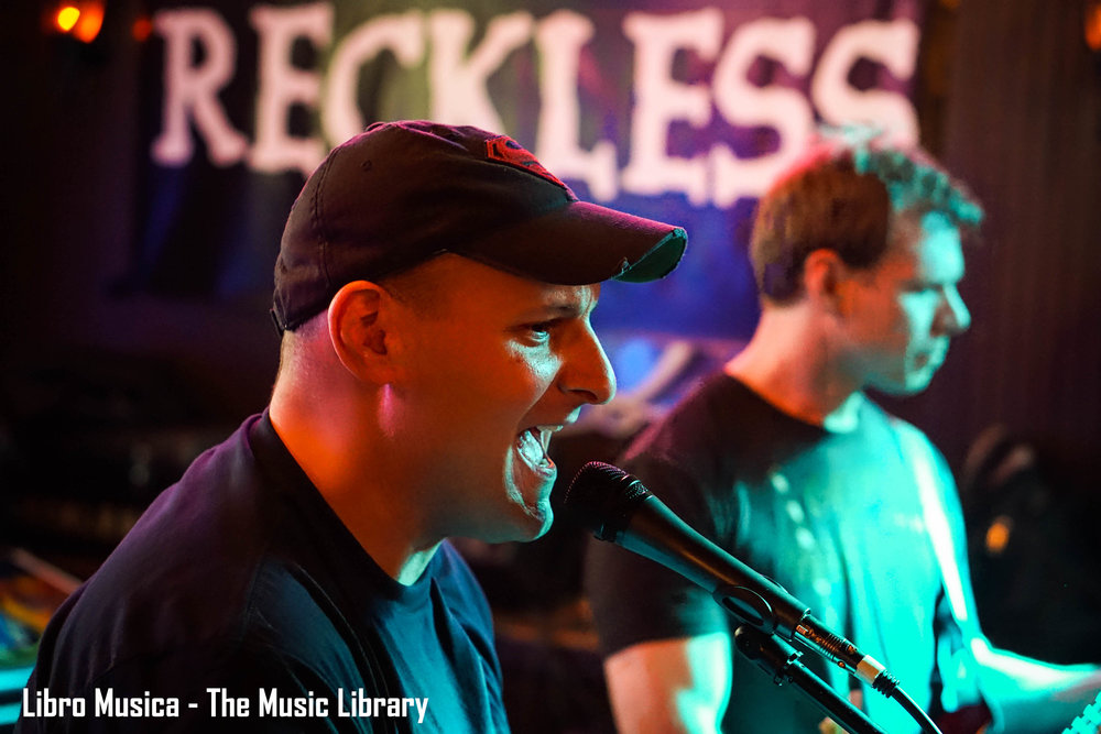 Reckless at Houck's Grille