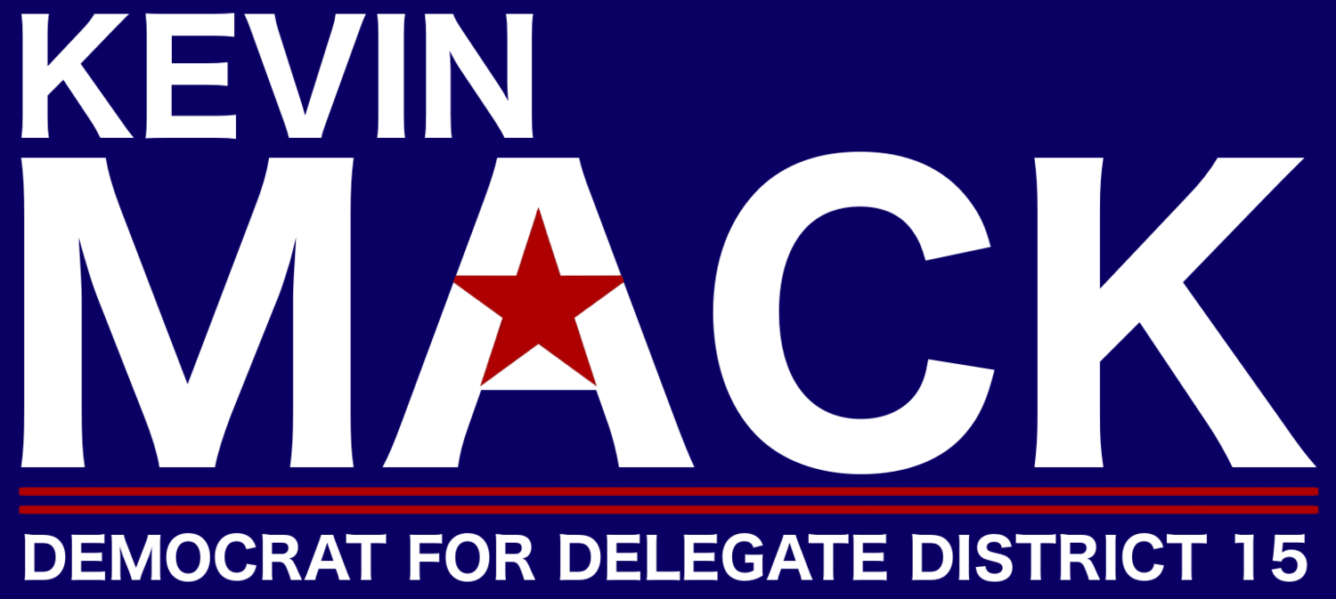 Kevin Mack for Delegate