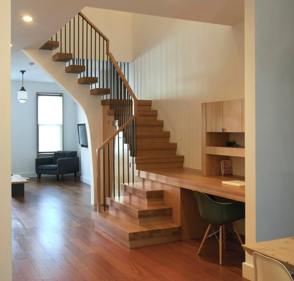 FEATURED: Greenpoint Townhouse