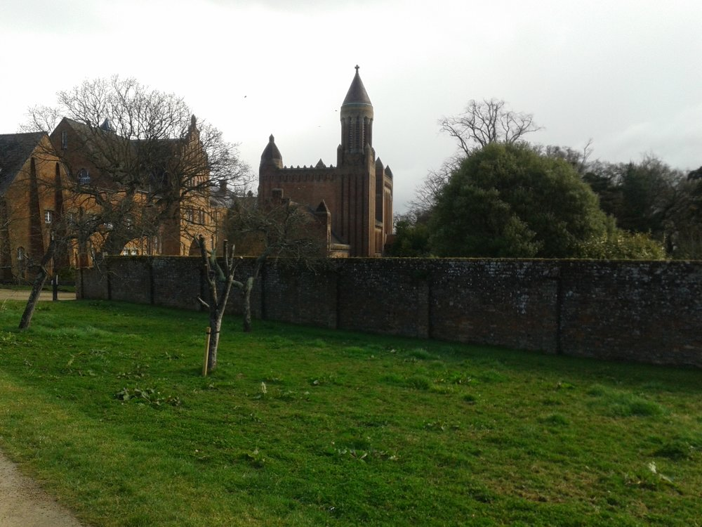 Quarr Abbey - Situated in the Arreton Valley, near Newchurch, this is home to the Boswell Family who have farmed here since 1950. Now home to a huge range of goodies including a shop and restaurant.