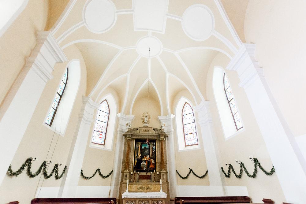 Eigene Schlosskapelle