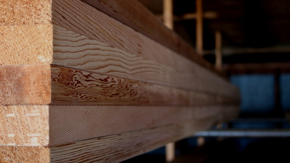 Mixed Grain Cedar